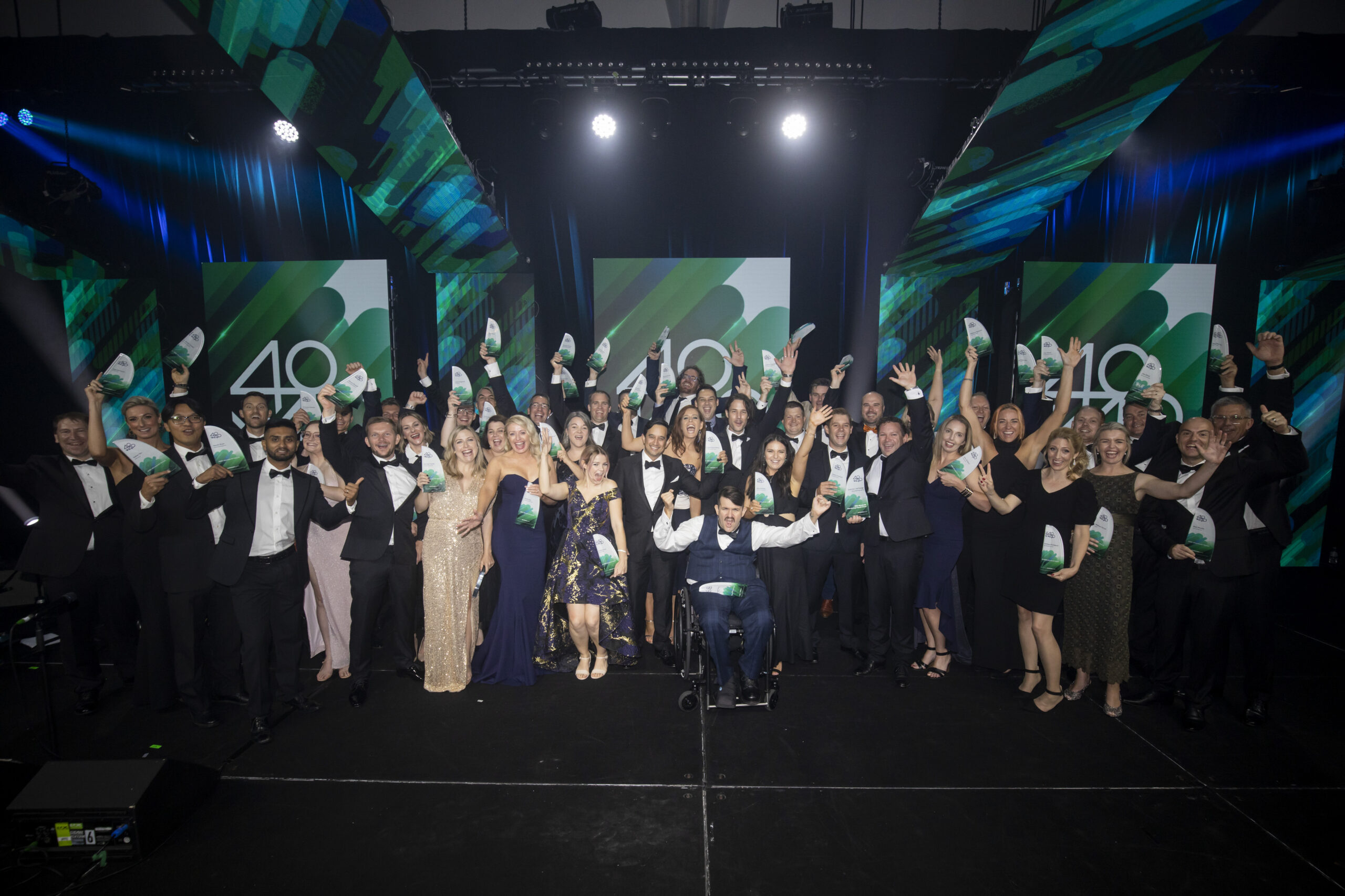 40under40 Awards Winners